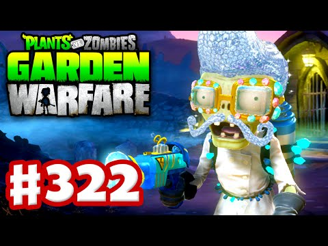 Plants vs. Zombies: Garden Warfare - Gameplay Walkthrough Part 322 - Diamond Perfect Hair! (PC)
