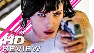 GHOST IN THE SHELL Kritik Review (2017)