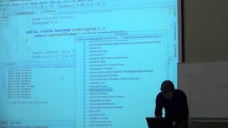 Лекция 9 | Java | Алексей Владыкин | CSC | Лекториум