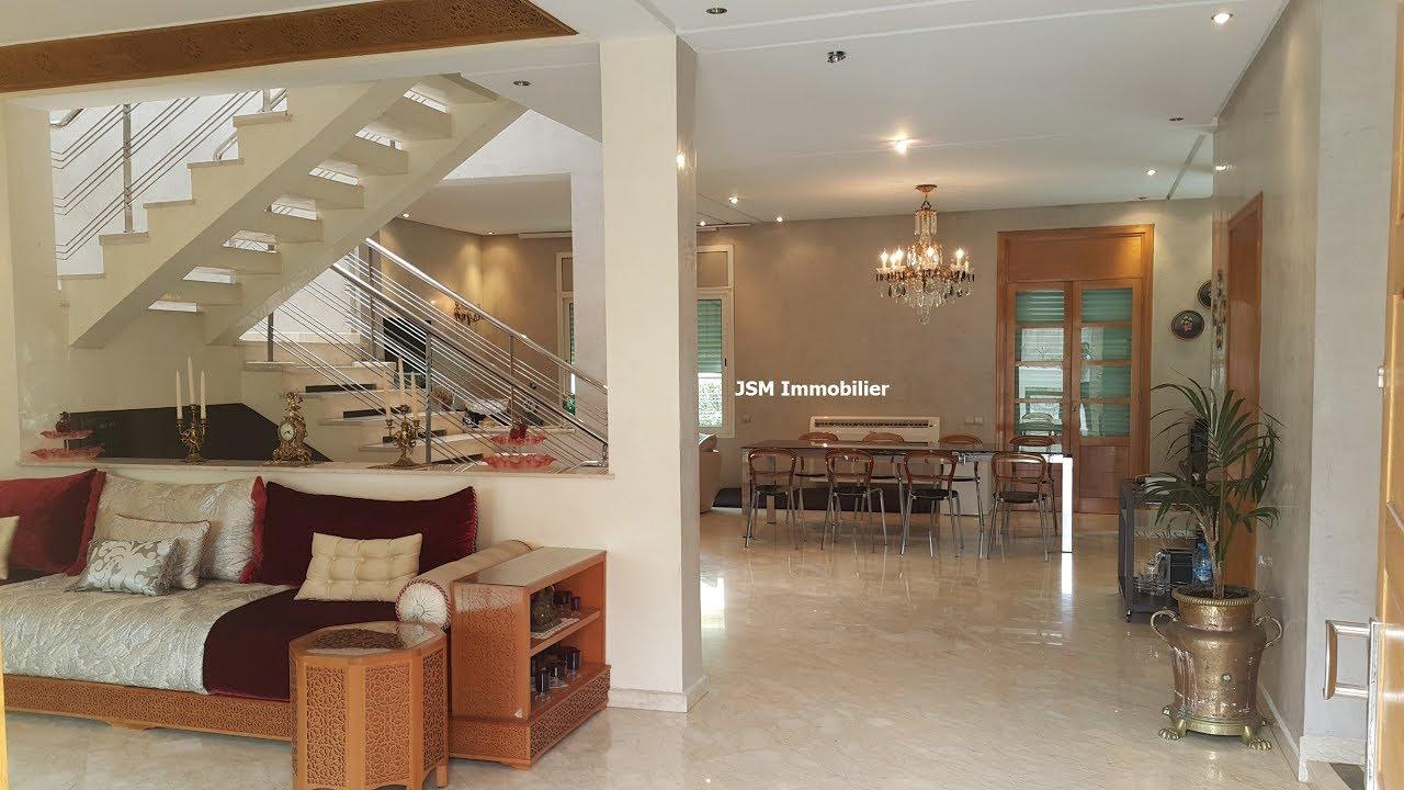 Villa, 390 m², 4 chambres, Sidi Maârouf