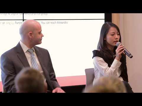 CKR Law Blockchain Event: Blockchain in China