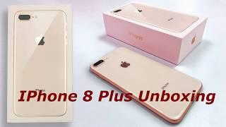 IPhone 8 Plus UnBoxing Video