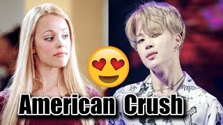 BTS CRUSHES ON AMERICAN ACTRESSES  + Jungkook's mystery crush revealed?! MP3