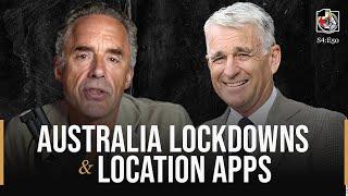 Australia: Lockdowns and Locątion Apps | John Anderson | The JBP Podcast - S4: E:50