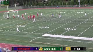 DelVal Men's Soccer vs. Shenandoah