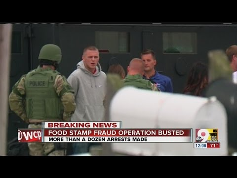 Major food stamp fraud operation busted