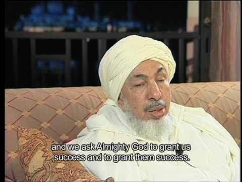 Shaykh Abdullah bin Bayyah 's Message to the People of Pakistan