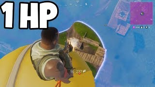 1 HP EPIC CLUTCH WIN! (Fortnite TOP 10 PLAYS of the Week 2)