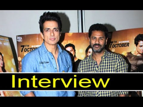 Sonu Sood & Prabhudeva Talk On ''Tutak Tutak Tutiya'' | Full Interview | Tamannaah Bhatia