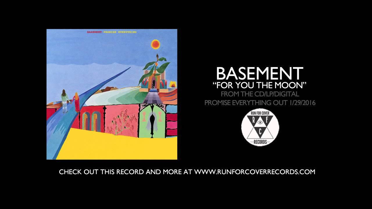 Basement For You The Moon Official Audio YouTube