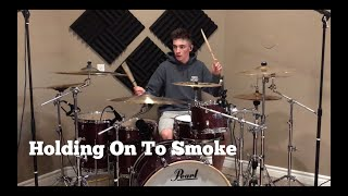 Holding On To Smoke - Motionless In White | Drum Cover