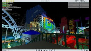 ROBLOX Theme Park Tycoon 2: Disney California Adventure Paradise Pier Recreation 2011 - 2018