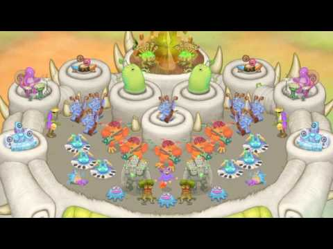 My Singing Monsters - The Final Countdown (Full Song) (Composer Island)