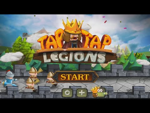 Tap Tap Legions [Android/iOS] Gameplay (HD)