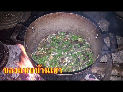 ลุยเวียดนาม(Vietnam) EP72:เอาะแมงน้ำ ตัวเหนี่ยว ปลาน้อย กินข้าวเเลงกับพี่น้องไตดำ Yen Bai แซบหลายๆ