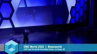 EMC World 2015 Keynote Day 2