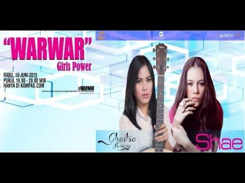 Live Streaming WarWar#08 -Shae dan Ghaitsa