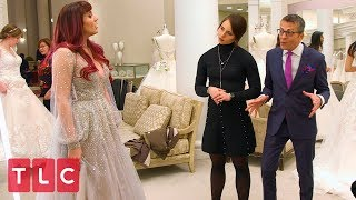 Searching for that Dark Fairy Dress | Say Yes to the Dress