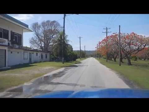 Tinian drive