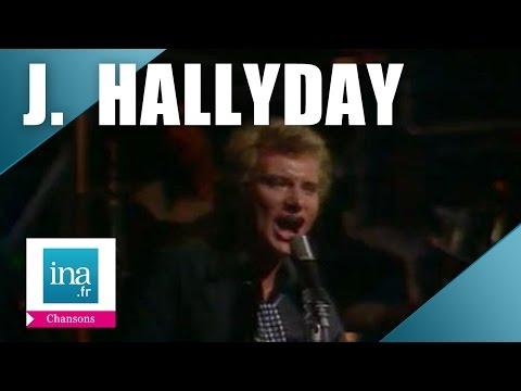 "Johnny Hallyday ""Hey lovely lady""   Archive INA"