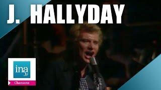 """Johnny Hallyday """" Hey lovely lady """" (live) - Archive vidéo INA"""