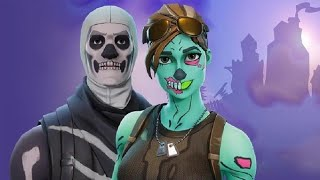 DRAWING SKINS OF FORTNITE BATTLE ROYALE
