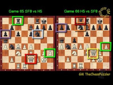 How Houdini 5 Destroyed Stockfish's Slav Defence  in TCEC 16 Supefinal Game 66