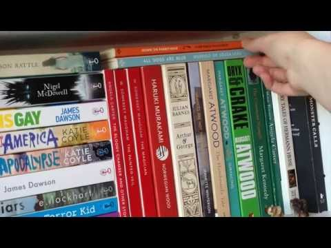 Bookshelf Tour | My Little Library