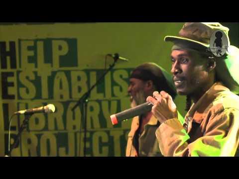 Midnite @ Reggaejam 2014