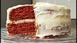 Red Velvet Cake Recipe | Betty Adam