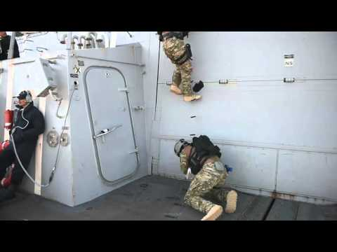William P. Lawrence VBSS Practice