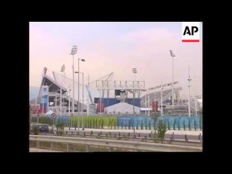 PM, IOC chief on Greek preps for Games, tickets, souvenirs