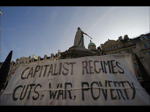 The Capitalistic Incentive Structure Creates Societal Illnesses of Crime, Poverty, Corruption