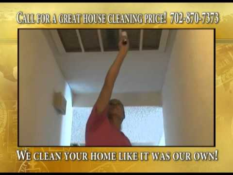 Henderson NV Maid Service | Henderson House Cleaning