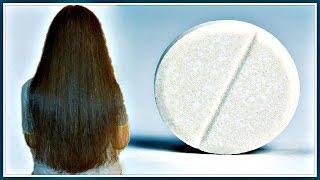 ОДНА таблетка в шампунь РЕШИТ проблему жирных волос!