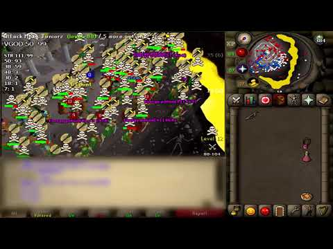 EoP Saturday F2P Trip ft. fopex alliance in shambles