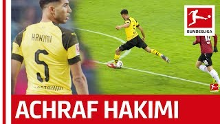 Achraf Hakimi - The Perfect Wingman for Borussia Dortmund?