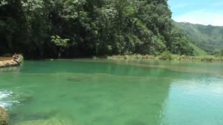 SEMUC CHAMPEY GUATEMALA - Travel Video Ep 3