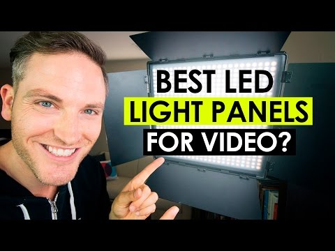Best Video Lighting Kit? — Fovitec StudioPRO Bi Color LED Pannels Review