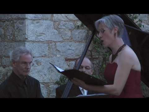 Cycle de Six Mélodies, pour mezzo-soprano et piano