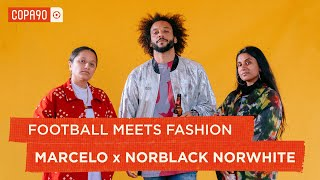 Football and Fashion Kings Collaborate   With Marcelo And Budweiser