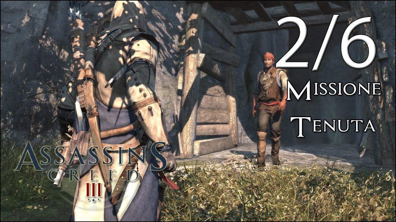 Assassin's Creed III - Tenuta - 2/6 - YouTube