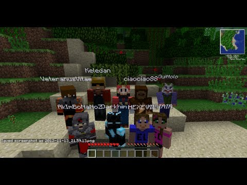 Minecraft In Compagnia 15 Youtube
