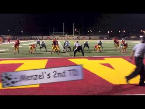 Black Hat Football - Manteca over Oakdale