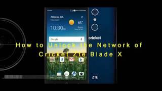 How To Unlock Zte Overture 3