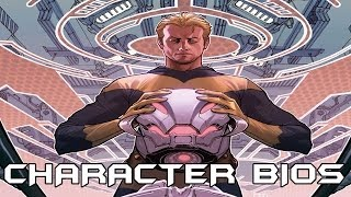 Character Bios: Hank Pym (Ant-Man/Giant-Man/Yellow Jacket)
