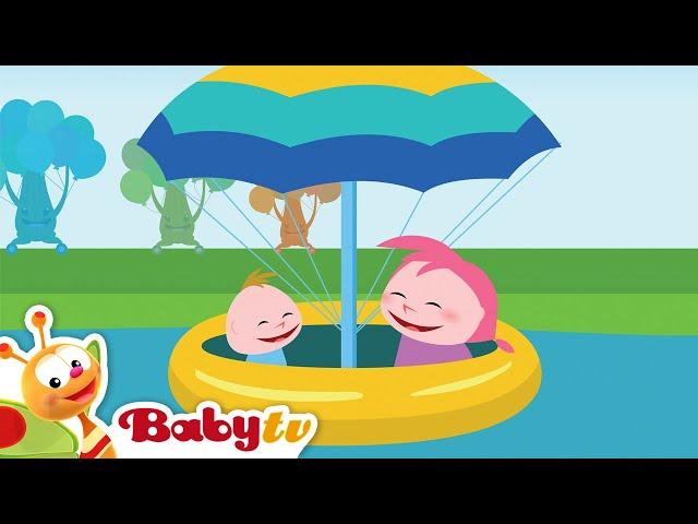 Playground | Train & Vehicles | BabyTV