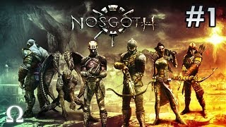 Nosgoth | #1 - LEGACY OF OHM, EATING FACES | Ft. TheRPGMinx, EatMyDiction | PC / Steam