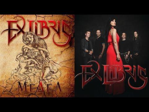 EX LIBRIS (Dianne van Giersbergen) - Medea [FULL ALBUM]