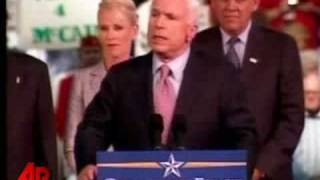 McCain: Greed Created Wall Street